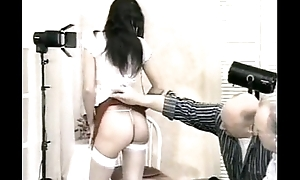 Spanked wits 2 Old Men
