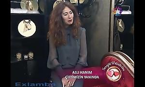 Turkish Bride Downblouse