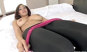 Exotic Beauty Selena Ali Loves To Impenetrable depths Face hole Cock