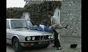 Accident video be beneficial to hard outdoor sex