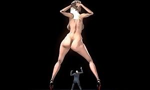 Giantess Dance