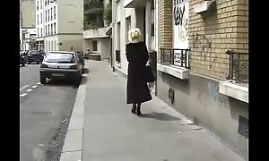 Exhib à Pigalle  xxx video  partouze au parking