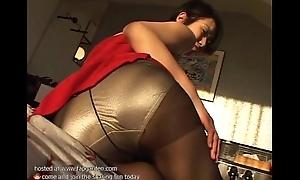 FAPGARDEN - asian woman farting