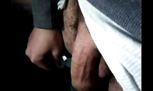 Italian flaccid cock and balls