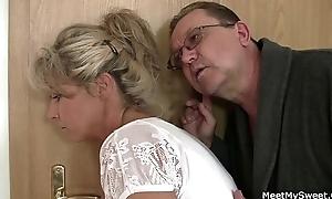 His parents tricks her buy sex