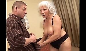 I Want to Cum Inside Your Grandma IV (Full Movie - 4 Scenes)