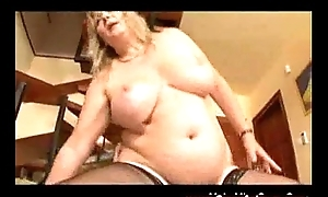 Hot Mature Eva Fucked Doggystyle And Screwed In Her Ass