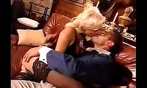 Sexy Beautiful Blonde with respect to Lingerie Fucked and Anal, Helen Duval and Philip Dean