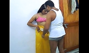 Homemade Indian Sexual intercourse Of Amateur Couple Rajesh &amp_ Aarti
