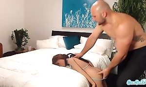 Jmac gets blow job anal and doggie immigrant real dol...