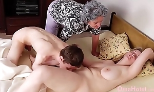 OmaHoteL Grannies Plus Of age Toys Compilation