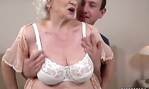 Make quiet sexy with the addition of kinky Norma wants a young dick