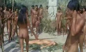 African tribes sexy ceremonial
