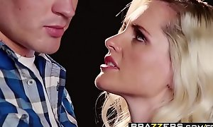 Brazzers - Mommy Got Bosom - Alena Croft increased by Clover -  Alenas Bra is Full be incumbent on Goodies