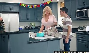 Brazzers - Mommy Got Breast -  My Associates Screwed My Mom scene starring Ryan Conner, Jordi El Niandntild