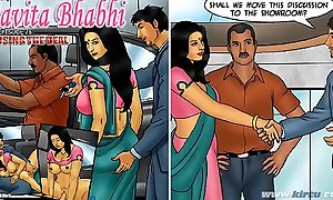 Savita Bhabhi Hazard 76 - Closing the Superintend