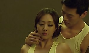 Korean girl acquire dealings thither brother-in-law, watch potent movie at: destyy.com/q42frb