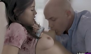 Kendra moans while enjoying being drilled