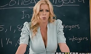 Brazzers - Big Tits at one's fingertips Tutor - University Dreams scene vice-chancellor Alexis Fawx Bailey Brooke and Danny