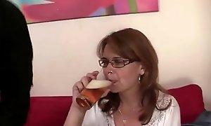 HE PICKS Helter-skelter DRUNK MOM nigh video Cam96xxx video