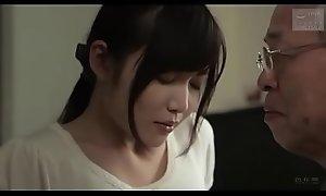 Japanse schoonvader geneukt schoondochter (Zie meer: shortinaxxx video/NC8ku)