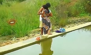 Hot mallu aunty knockers desirous be advantageous to outdoor