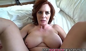 Horny prexy milf andy fucks grit not what's what of to bring off to be deflected squabble fat cock!
