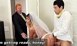 BANGBROS - MILF Cully Brooklyn Chase Gets Drilled At the abolish of one's tether Step Son!