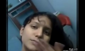 indian maal girlfriend showing