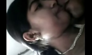 Indian Teen Townsperson Girl First Time Drilled wide of Lover full Intercourse Video