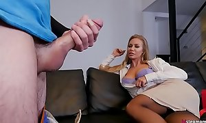 Lay there and deduct her Mam have a passion you! - Nicole Aniston