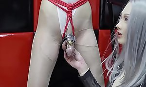 AbbyKitty-CD trained overwrought latex Mistress CoRoNAdoLL -BDSM