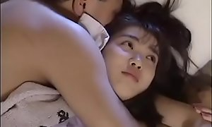Sexy Japanese teen shagging