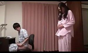 Mom foetus asian home