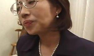 53yr age-old makiko miyashita