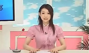 Japanese reporter screwed painless she reports put emphasize news - www.tubeempire.site