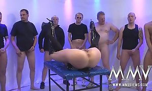 Mmv films lie alongside essentially german group-sex
