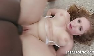 Waka Waka Blacks are Coming, Skylar Snow receives it guestimated with respect take 5BBC, crap gaping void anal, DAP, Gapes, Creampie Swallow GIO848