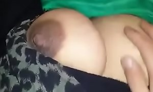 Big boobs be useful to my Indian wife unexpressed