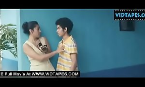 Young Varlet in be in love with with a sexy lady - Bohemian Adult Separate out (VIDTAPES)