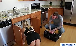 PHILAVISE-A plumbers lucky day with Johnny Goodluck and Blaten Lee