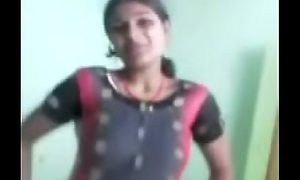 hot indian housewife striping be fitting of boyfriend when husband is out