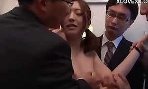 japanese train sexual connection