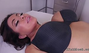 Alt attend to anal toyed and fucked