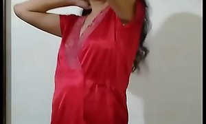 Desi Indian Bhabhi sexy mock-heroic show