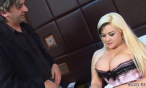 Sick Tara Sparx Gets Horseshit Injection