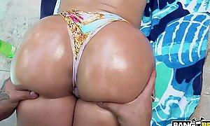 BANGBROS - Horny Gardener Fucks Take charge Latina Valerie Kay's Big Ass