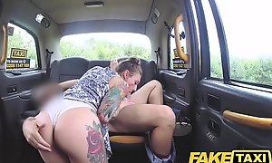 Impersonate Taxi Wet white panties in the brush mouth and fucked hard
