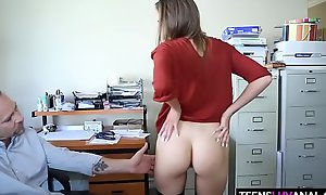 Teen Shyla Ryder Likes Anal