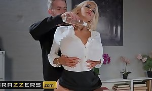 Dirty Masseur - (Nicolette Shea, Danny D) - Massaged Beyond The Job - Brazzers